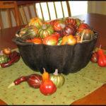 Kitchen Table Centerpiece