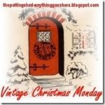 Vintage Christmas Monday