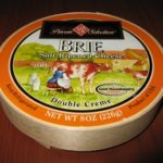 Repurposing a Brie Container