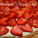 Strawberry Dream Tart