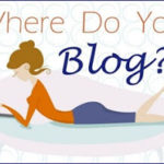 Where Do You Blog?