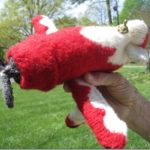Knitted Gee Bee