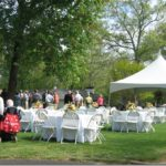 A Spring Wedding at Home