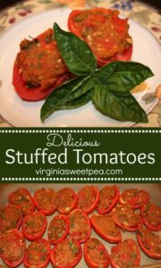 Delicious Stuffed Tomatoes