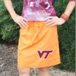School Pride Pillowcase Skirt