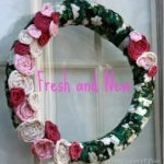 Transform a Wreath with Paint