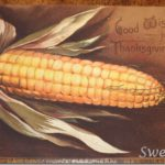 More Vintage Thanksgiving Cards