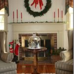 Christmas Mantle – 2011