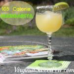 105 Calorie Margarita
