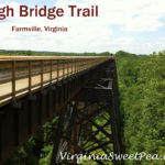 High Bridge State Park in Virginia