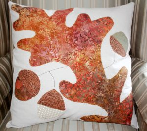 Easy to Make Fall Pillow