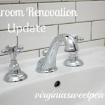 Bathroom Renovation :: Part Seven