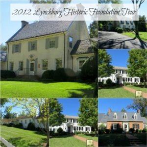 Lynchburg Historical Foundation 2012 Tour