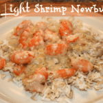 Light Shrimp Newburg