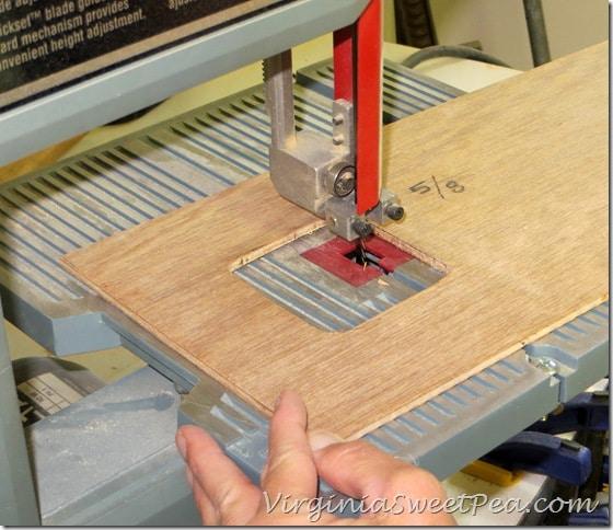 Luan Template for Wooden Centerpiece4