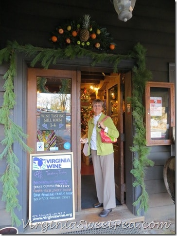 Mama at Michie Tavern General Store