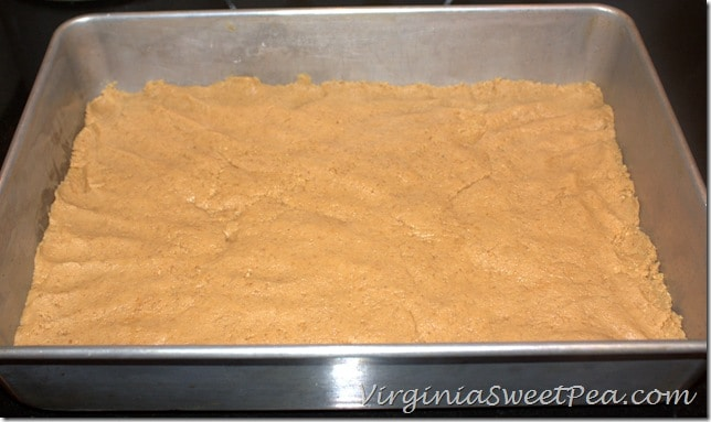 Peanut Butter Bar Dough