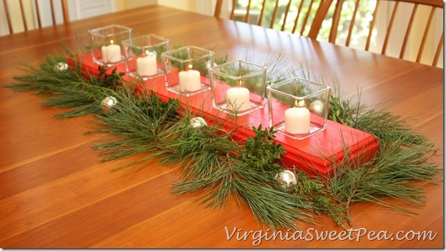 Styled Wooden Centerpiece for Clutch1