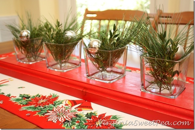 Styled Wooden Centerpiece for Clutch4
