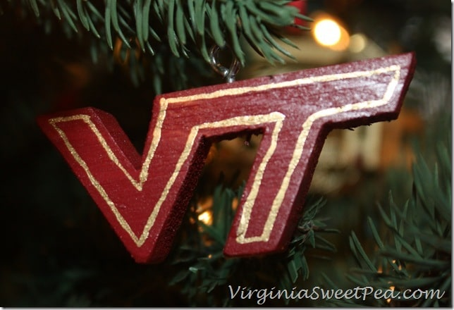 VT Ornament