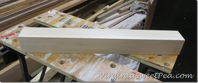 Wood for Beam