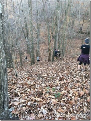 Down a Steep Hill