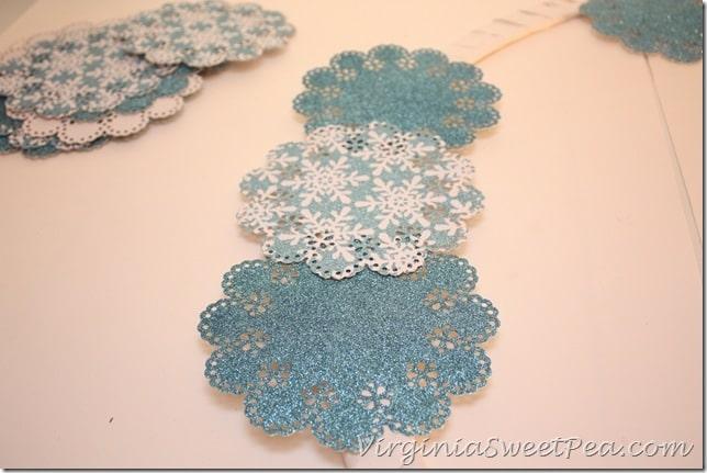 Gluing Snowflakes2
