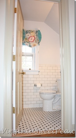 Guest Bath Renovation - After - From the Hall2