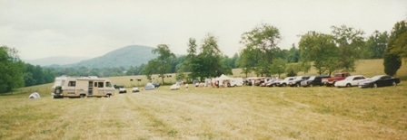 Hash Pig Roast at the Ahalt Family Farm in 1997