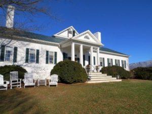 Touring Pharsalia (A Historic 1814 Mansion)