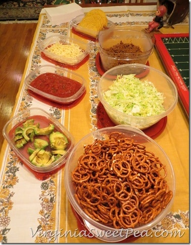 Rubbermaid Products with Food2