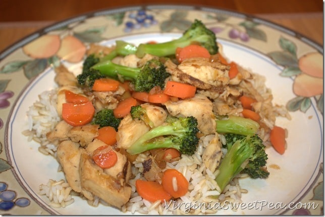 Tyson Grilled and Ready Chicken Stirfry