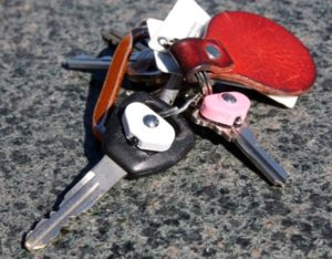 Helpful Hint ::  A Handy Light for a Key