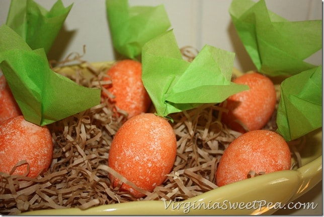 Garden of Carrot Eggs