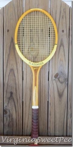 Vintage Slazenger Tennis Racket