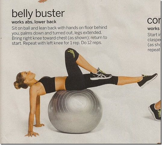 Belly Buster - Tone Your Gut