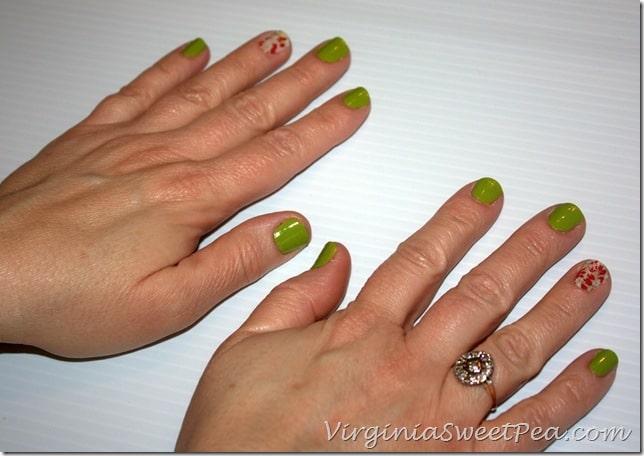 Elsie's Nails After