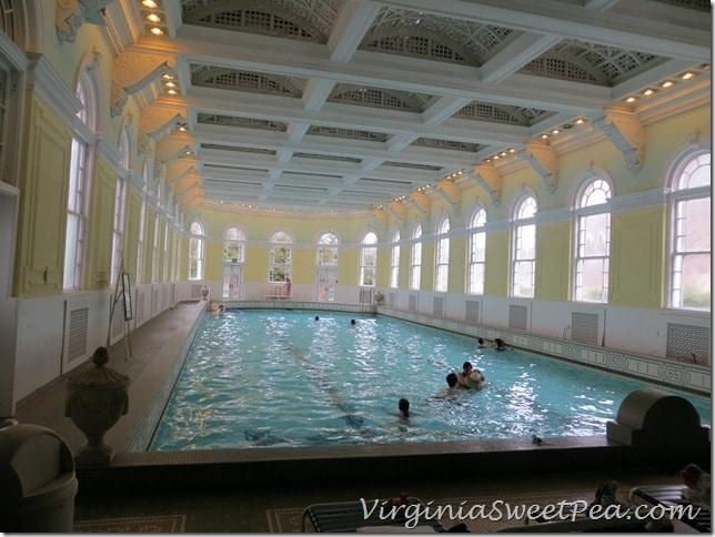 Homestead Indoor Pool