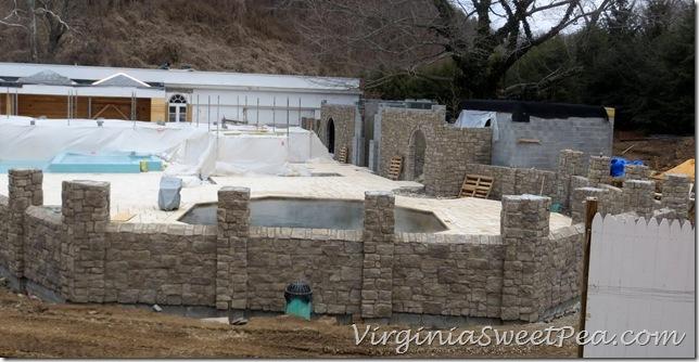 Homestead Octagonal Soaking Pool