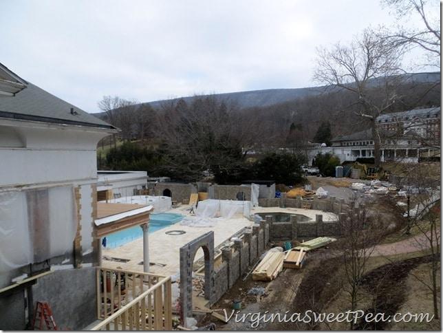 Homestead Spa Renovation