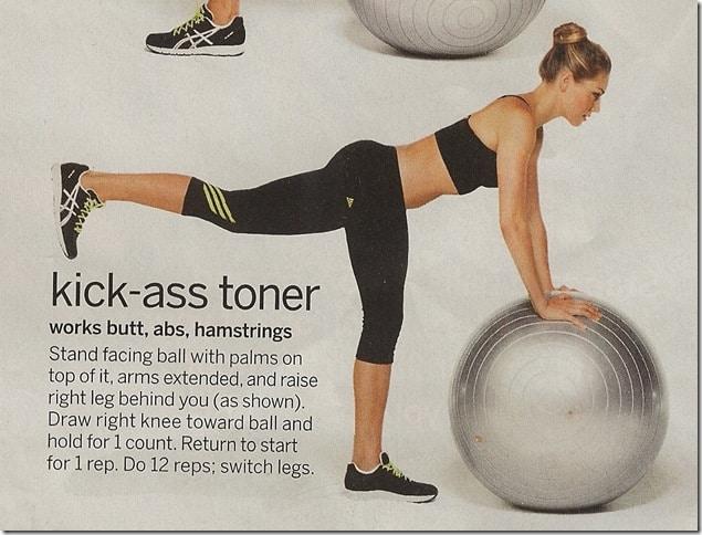 Kick Ass Toner - Tone Your Butt