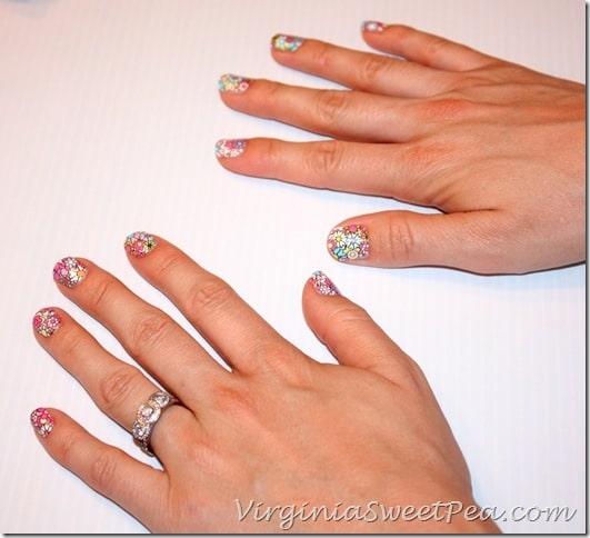 Rachel's Nails After