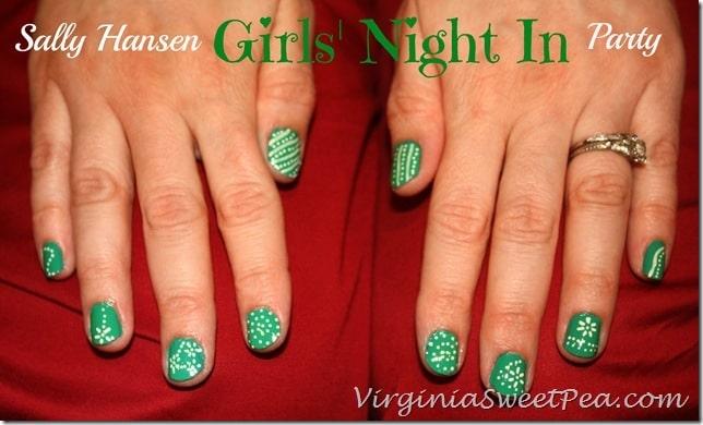 Sally Hansen Girls' Night In Party