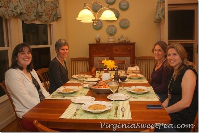 Sally Hansen Girls Night in Dinner
