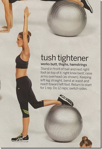 Tush Tightner - Tone Your Butt