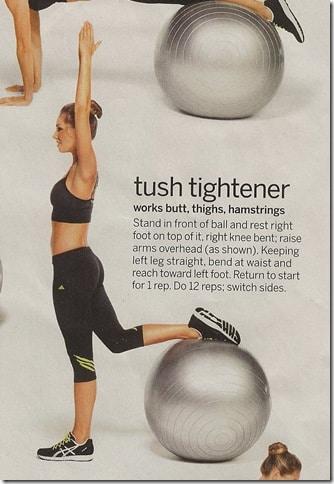Tush Tightner - Tone Your Butt