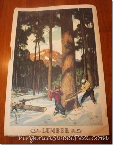 1963 Coke Lumber