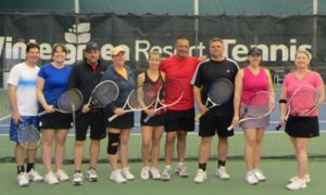 Wintergreen Tennis Weekend