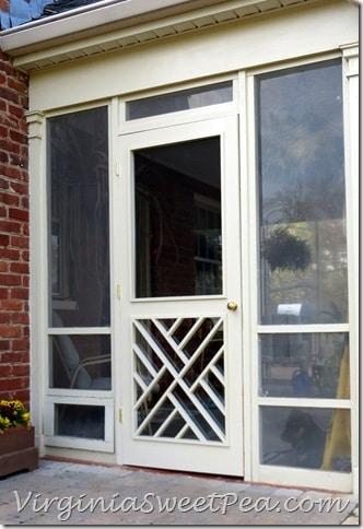 Handcrafted Chippendale Door
