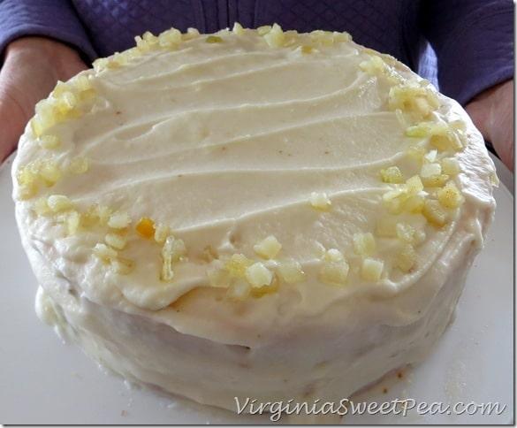 Mama's Lemon Cake